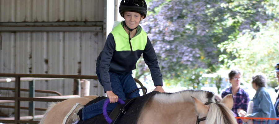 Bright Horizons Therapeutic Riding Center, Siletz, Oregon