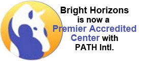 Bright Horizons is a Premier Accredited Center