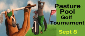 5th Annual Pasture Pool Golf Tournament